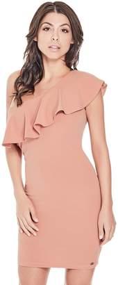 Factory Guess Women's Bella One-Shoulder Dress