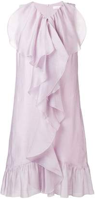 See by Chloe ruffled shift dress