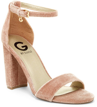 G by GUESS Shantel Sandal $49 thestylecure.com