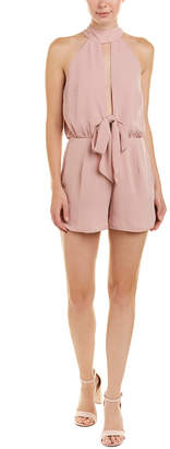 Willow & Clay Georgette Romper