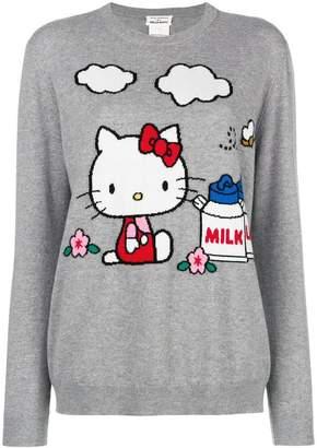 Hello Kitty Chinti & Parker cashmere sweater