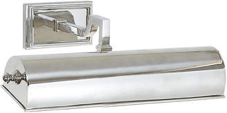 """Visual Comfort & Co. Dean 9"""" Picture Light - Polished Nickel"""