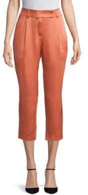 Brunello Cucinelli Pleated Capri Pants