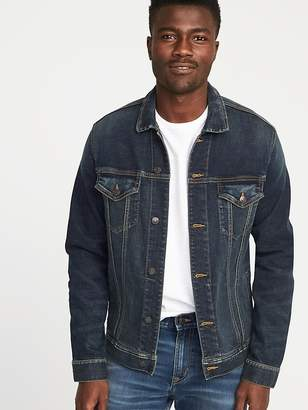 Old Navy Built-In Flex Denim Jacket for Men