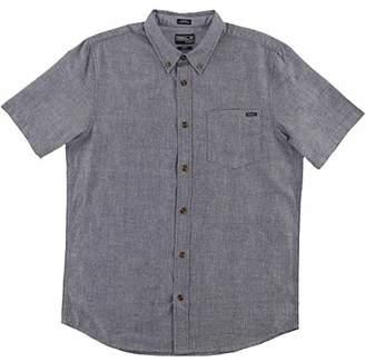 O'Neill Men's Williard Short Sleeve Shirt