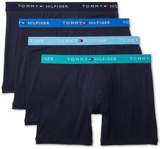 Tommy Hilfiger 4-Pk. Boxer Briefs