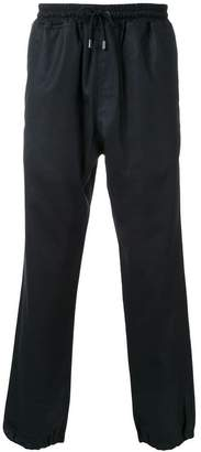Kent & Curwen ankle length track pants