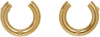 Valentino Gold Garavani Rockstud Marrakech Earrings