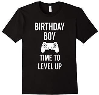 Birthday Boy Video Game Birthday Party Tshirt