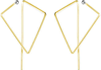 Vector Gabriela Jewelry Contour Earrings