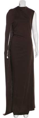 Lanvin Wool Maxi Dress