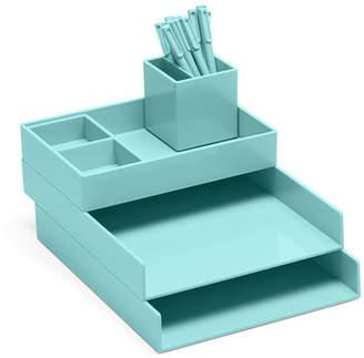 Poppin Desk Organizer Set
