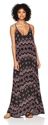 Seafolly Women's Tribal Trapeze Maxi Swimsuit Cover Up