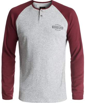 Quiksilver Search Mont Long-Sleeve T-Shirt - Men's
