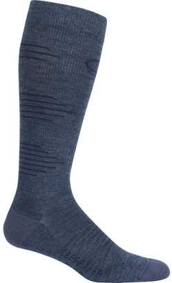 Icebreaker Hike+ Light Cushion Compression OTC Sock- Men's