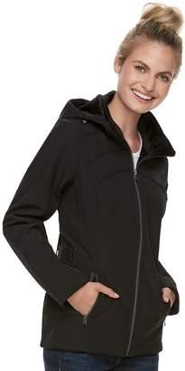 ZeroXposur Women's Britney Soft Shell Hooded Jacket