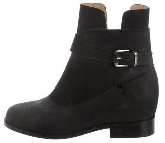 Thakoon Addition Leather Ankle Boots