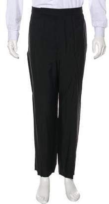 Neil Barrett Drop-Crotch Cropped Pants