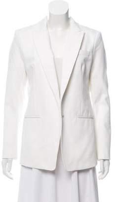 Michael Kors Peak-Lapel Structured Blazer w/ Tags