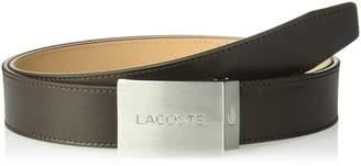 Lacoste Men's 30 Stitched Raw Edges
