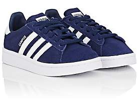 adidas Kids' Campus Suede Sneakers-Blue