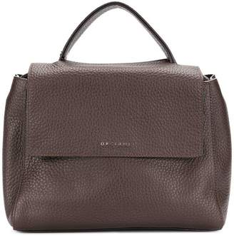 Orciani textured tote bag
