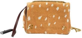 Jerome Dreyfuss Eliot pony-style calfskin clutch bag