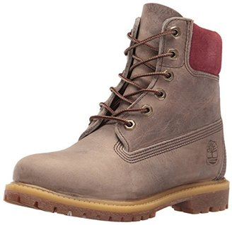Timberland Women's 6 Inch Premium Boot $129.99 thestylecure.com