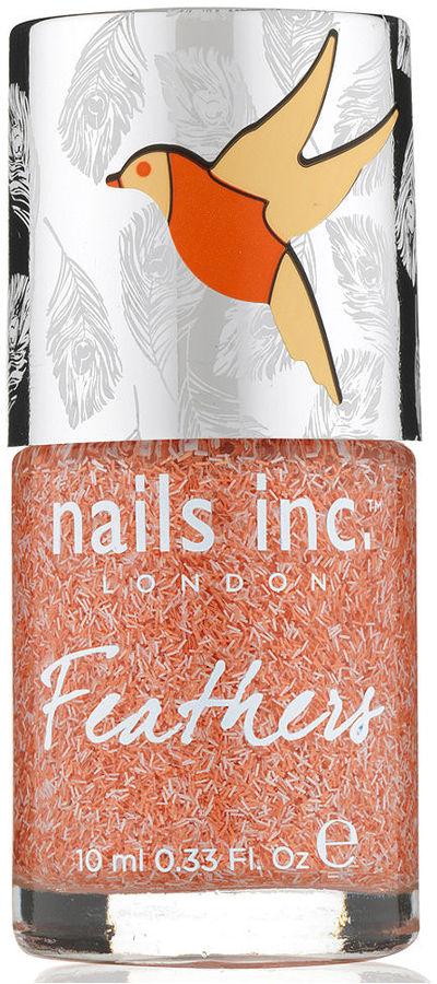 Nails Inc York Feathers Polish