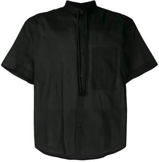 Craig Green short-sleeve drawstring shirt
