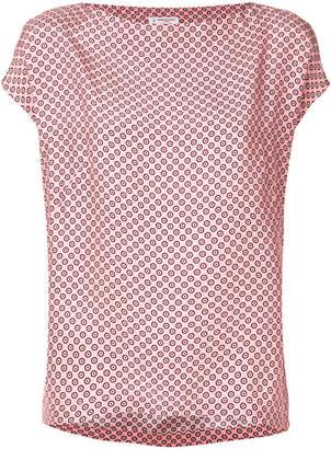 Alberto Biani printed blouse
