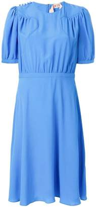 No.21 pleated top dress