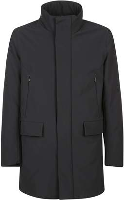 Rrd Roberto Ricci Design Rrd Zip Collar Raincoat