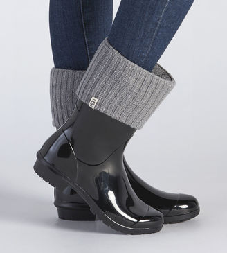 Women's Sienna Short Rain Boot Sock $29.50 thestylecure.com
