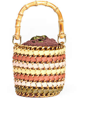 Veronica Beard Joshua Tree Bucket Bag
