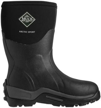 L.L. Bean L.L.Bean Men's Arctic Sport Muck Boots, Mid-Cut