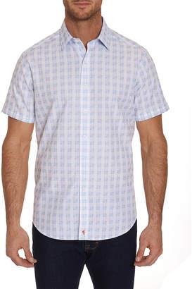 Robert Graham Aberham Drive Classic Fit S/S Woven Shirt