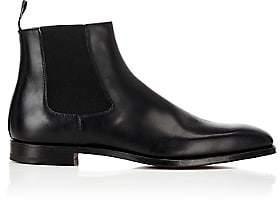 Crockett Jones Crockett & Jones Men's Lingfield Chelsea Boots - Black,M