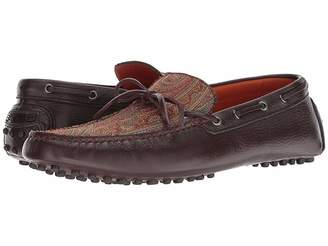 Etro Printed Moccasin
