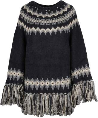 Semi-Couture Semicouture Fringed Sweater