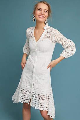 Nanette Lepore Newport Eyelet Dress