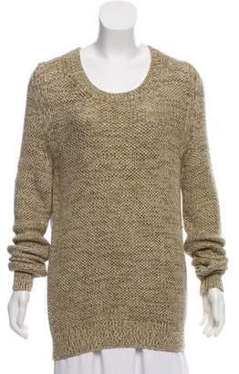 Belstaff Knit Scoop Neck Sweater