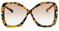562fd4559450 Karen Walker Tortoise Sunglasses - ShopStyle