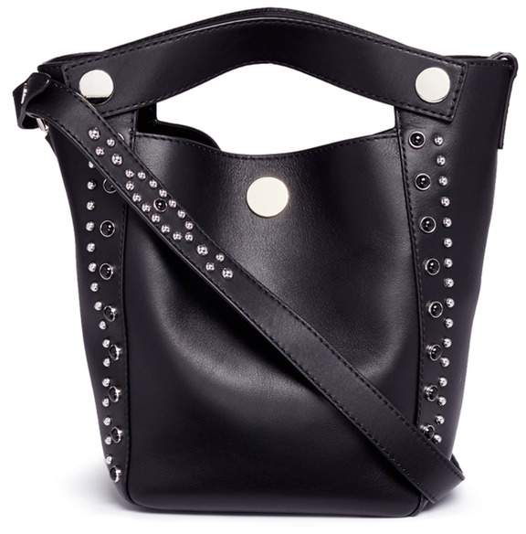3.1 Phillip Lim 3.1 Phillip Lim 'Dolly' small stud leather bucket bag