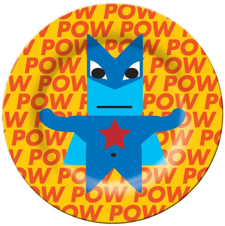 French Bull Superhero Kids Collection