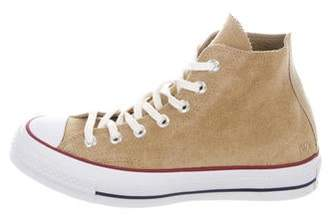 J.W.Anderson Converse Suede High-Top Sneakers
