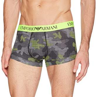 Emporio Armani Men's Pop Print Trunk