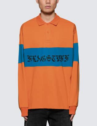 Flagstuff L/S Polo Shirts