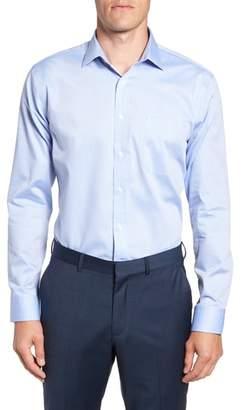 Nordstrom Trim Fit Solid Dress Shirt