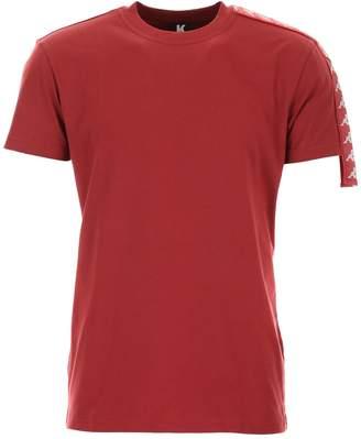 Kappa T-shirt With Logo Band